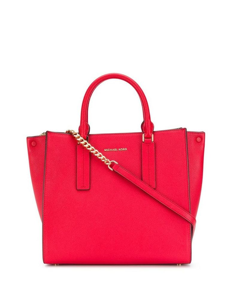 Michael Michael Kors Alessa tote bag - Red
