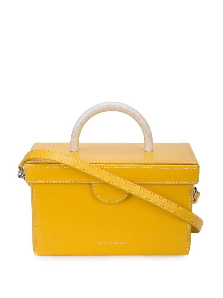 Loeffler Randall Bellava mini bag - Yellow