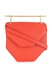 M2malletier Amor Fati shoulder bag - Orange