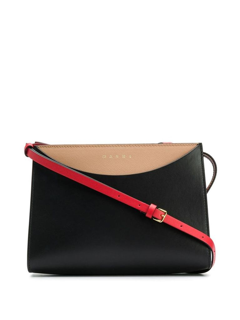 Marni Law crossbody bag - Black