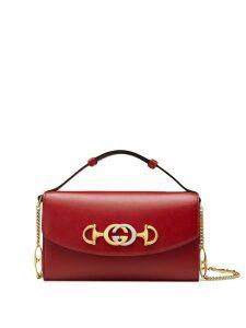 Gucci Gucci Zumi mini shoulder bag - Red