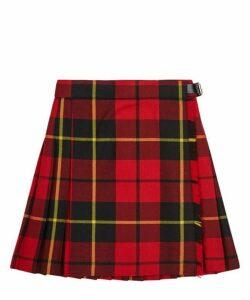 Tartan A-Line Skirt 2-8 Years