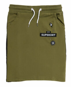 Superdry Collegiate Sweat Skirt