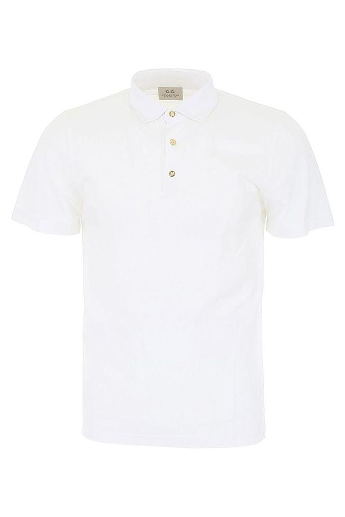 CC Collection Corneliani Jersey Polo Shirt