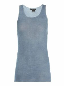 Avant Toi Cashmere And Silk Top