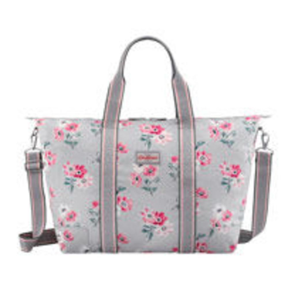 Small Anemone Bouquet Foldaway Overnight Bag