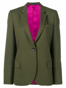PS Paul Smith tailored blazer jacket - Green