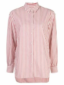 Nili Lotan striped tailored shirt
