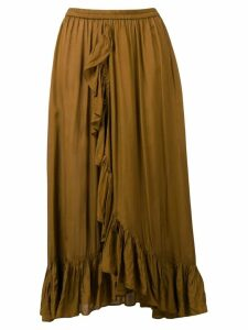 Mes Demoiselles Habibi skirt - Brown