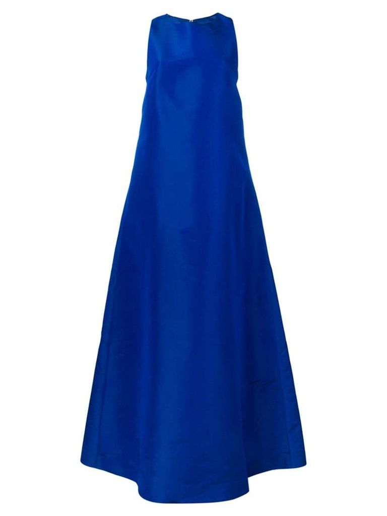 Calvin Klein 205W39nyc maxi dress - Blue