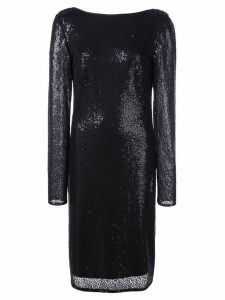 Tadashi Shoji sequin dress - Black