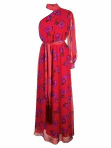 Borgo De Nor asymmetrical dress - Red