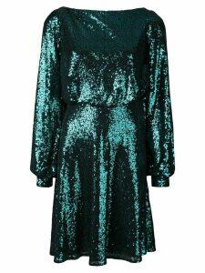 Tadashi Shoji sequin dress - Green