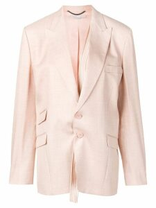 Stella McCartney tailored blazer - Pink