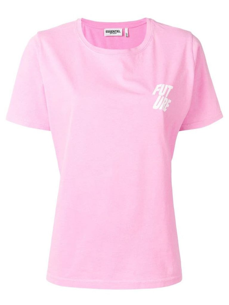 Essentiel Antwerp Future T-shirt - Pink