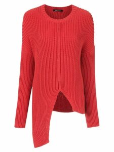 Uma Raquel Davidowicz Samantha knitted top - Orange
