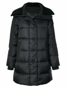Canada Goose oversized padded coat - Black