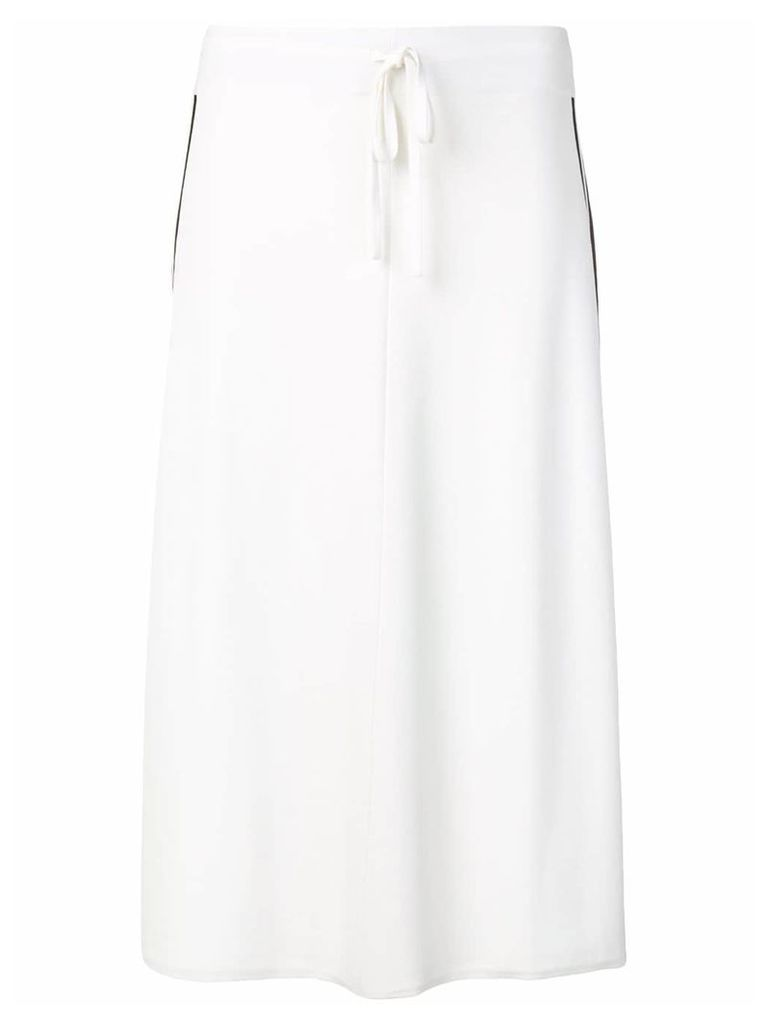 P.A.R.O.S.H. Running skirt - White