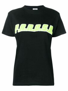 P.A.R.O.S.H. logo t-shirt - Black