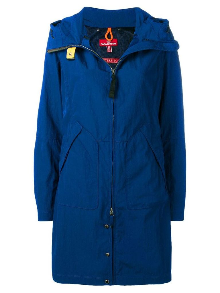 Parajumpers hooded parka - Blue