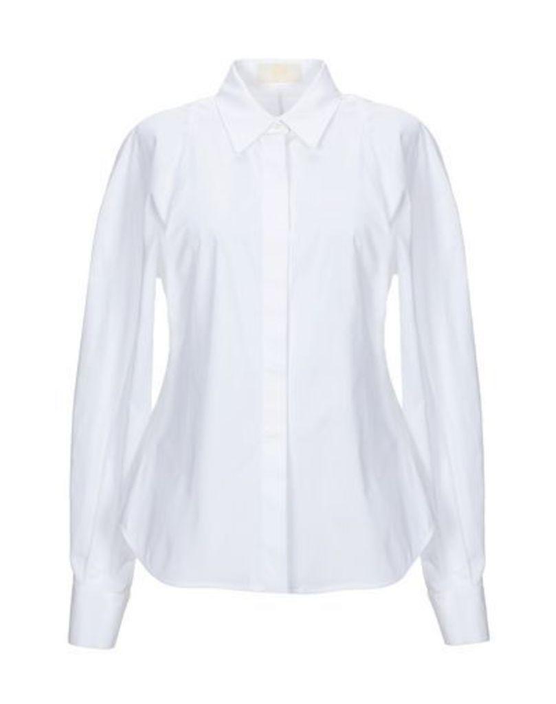 SARA BATTAGLIA SHIRTS Shirts Women on YOOX.COM