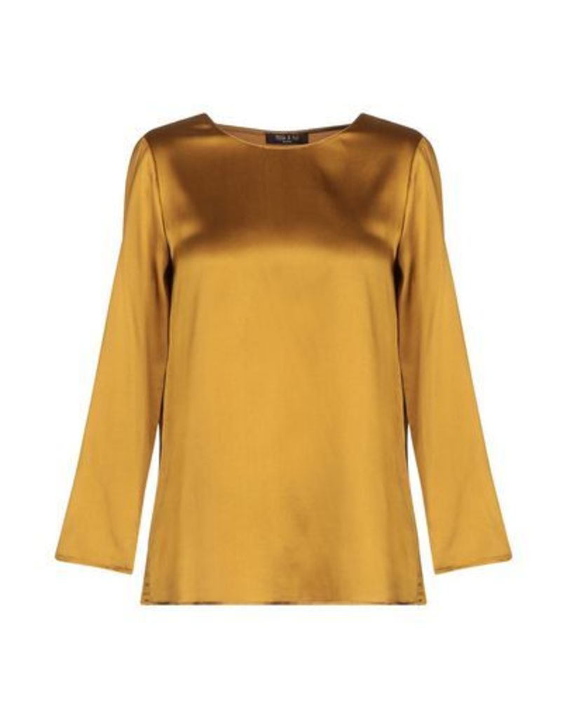 TESSA & FLO SHIRTS Blouses Women on YOOX.COM
