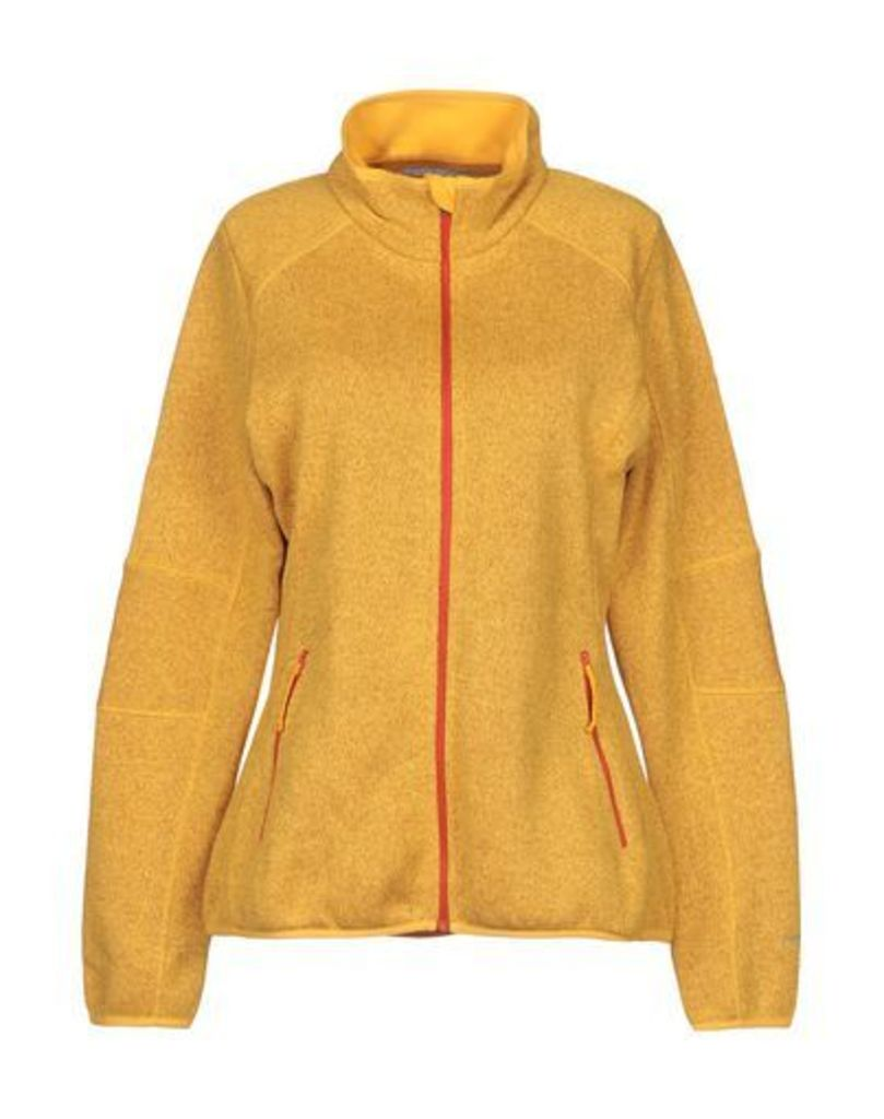 COLUMBIA TOPWEAR Sweatshirts Women on YOOX.COM