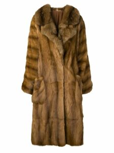 A.N.G.E.L.O. Vintage Cult 1980's coat - Brown