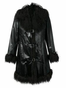A.N.G.E.L.O. Vintage Cult 1960's coat - Black