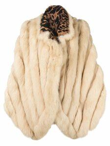 A.N.G.E.L.O. Vintage Cult 1980's coat - Neutrals