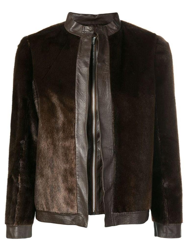 A.N.G.E.L.O. Vintage Cult 1970's coat - Brown