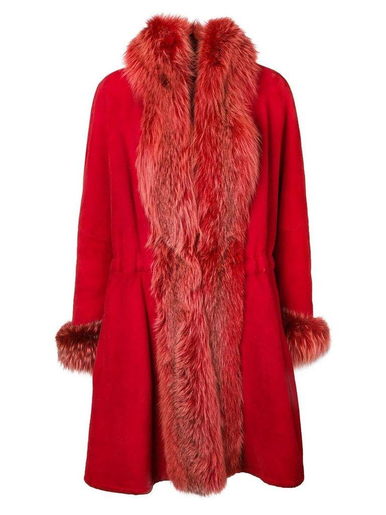A.N.G.E.L.O. Vintage Cult 1980's coat - Red