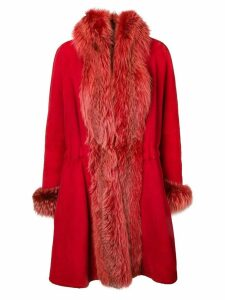 A.N.G.E.L.O. Vintage Cult 1980's coat - Red