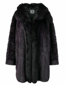 A.N.G.E.L.O. Vintage Cult 1980's coat - Purple