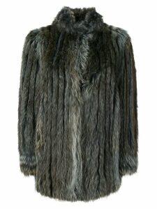 A.N.G.E.L.O. Vintage Cult 1970's coat - Blue