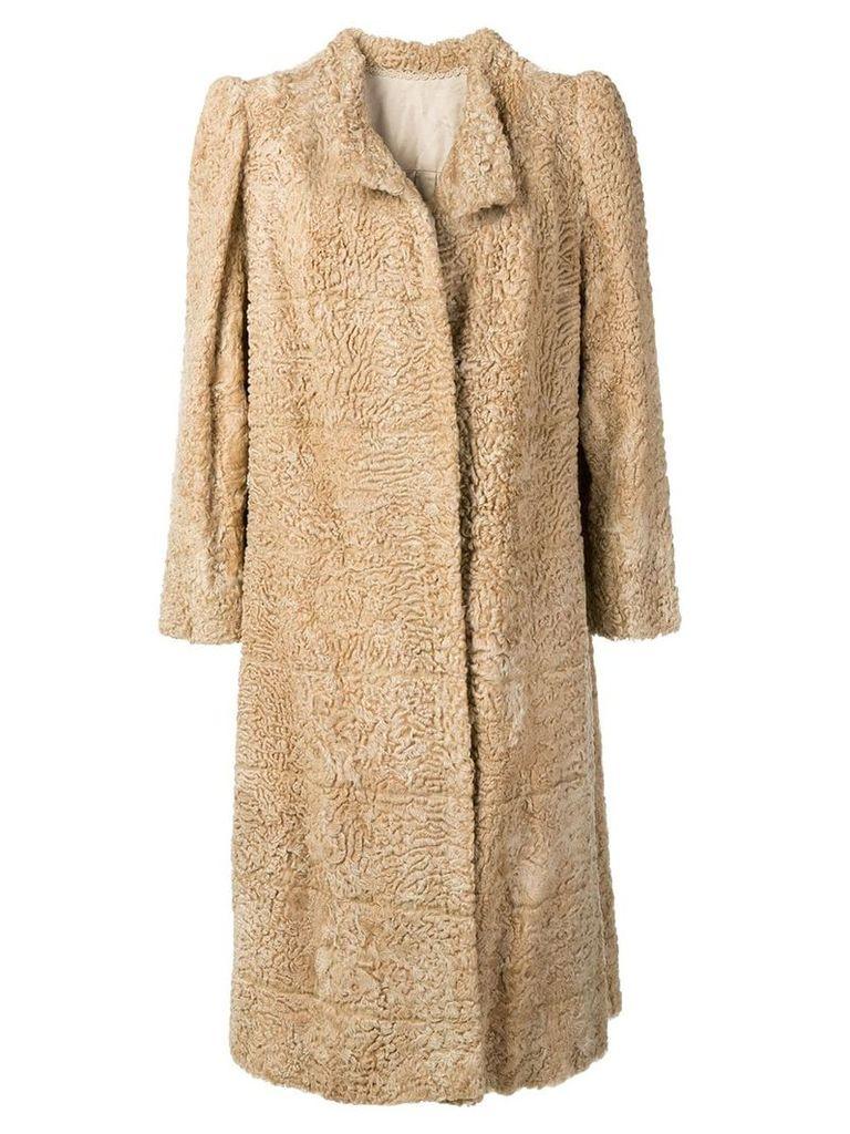 A.N.G.E.L.O. Vintage Cult 1970's coat - Neutrals