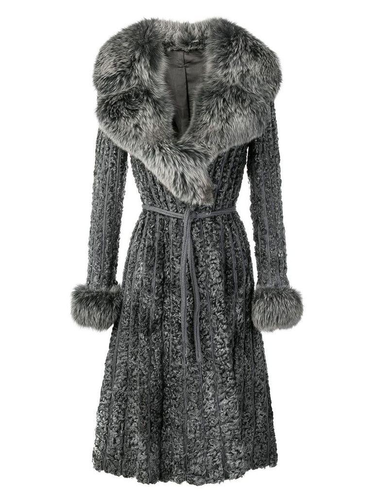 A.N.G.E.L.O. Vintage Cult 1970's coat - Grey