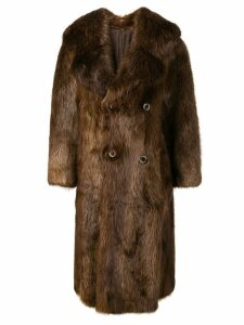 A.N.G.E.L.O. Vintage Cult 1970's coat - Brown