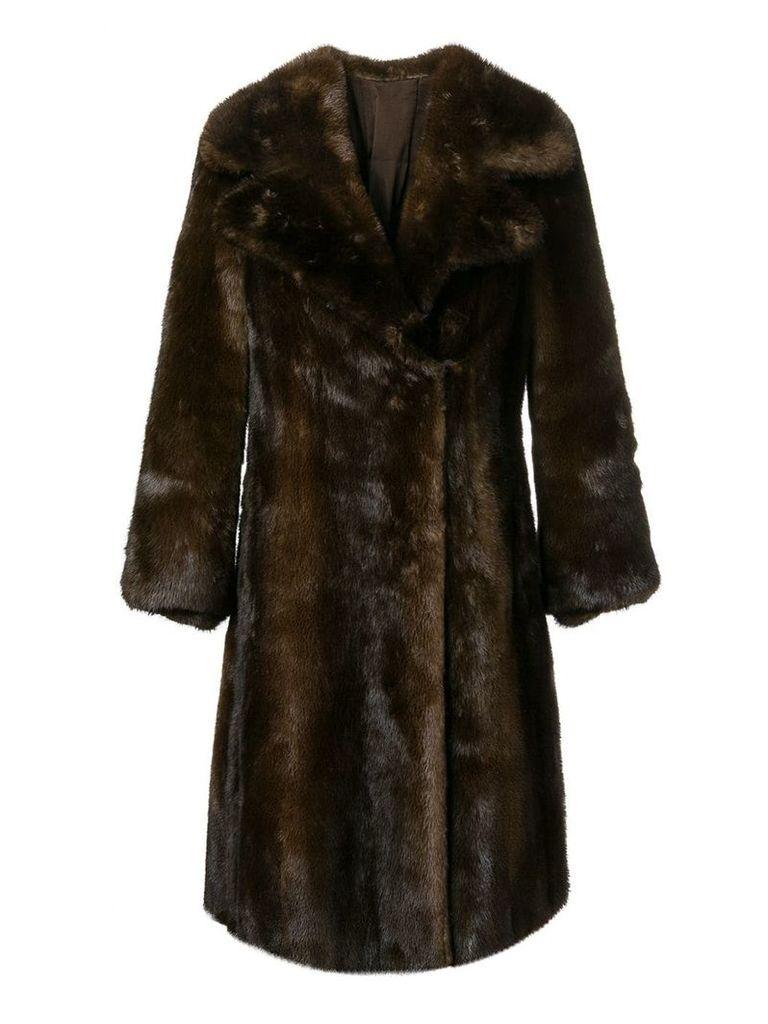A.N.G.E.L.O. Vintage Cult 1960's coat - Brown