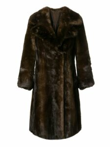 A.N.G.E.L.O. Vintage Cult 1960's coat - Brown