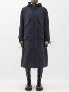 Paco Rabanne - Side Zip Cotton Sweater - Womens - Black