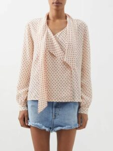 Paco Rabanne - Leather Bucket Bag - Womens - Tan