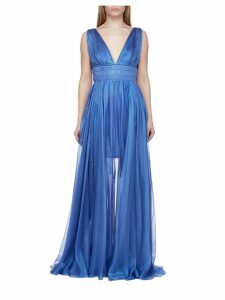 Maria Lucia Hohan Zeliha Plisse Gown
