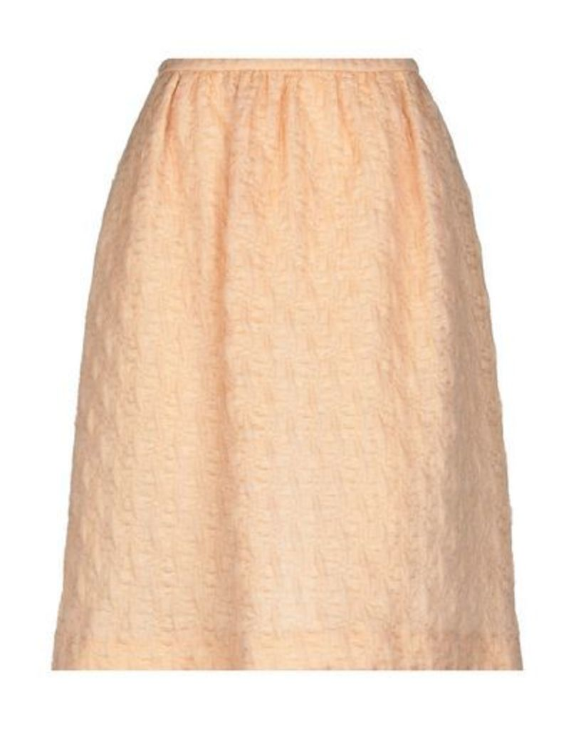 ROCHAS SKIRTS Knee length skirts Women on YOOX.COM