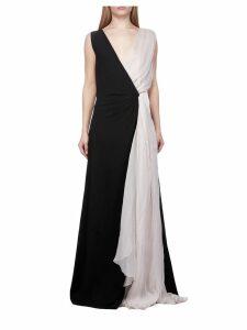 Blumarine Two-tone Dress