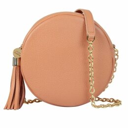 Aurora London - Cleo Bag Apricot
