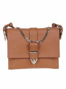 Orciani M Chain Strap Shoulder Bag