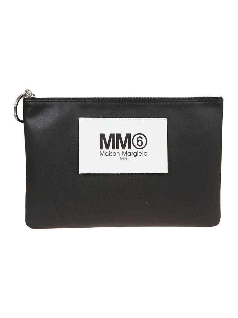 Mm6 Maison Margiela Classic Slim Clutch