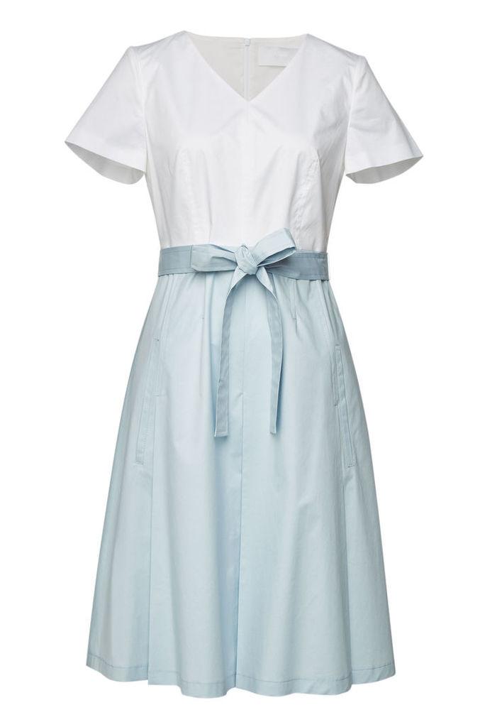 Boss Dargyna Cotton Dress