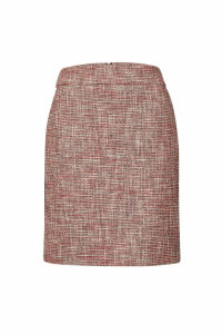 Hugo Rajla Tweed Pencil Skirt